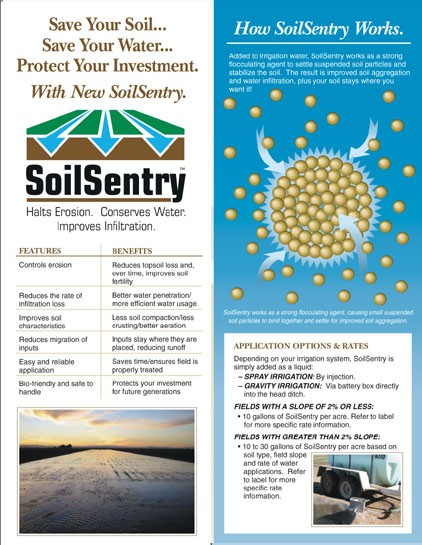 Soilsentry  The Clear Solution To Your Soil Erosion Problems